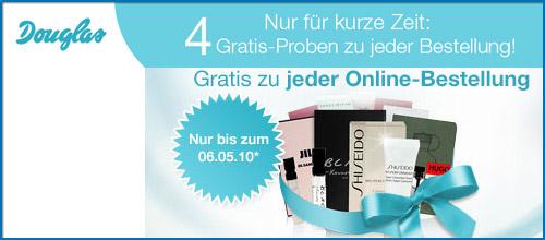 Douglas - 5,- EUR Rabatt zum Muttertag - 26.04-09.05.10