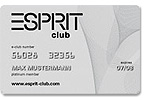 Esprit - Platinum Card