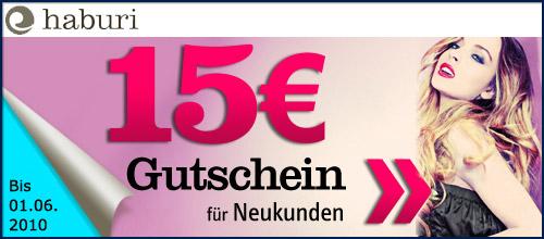 Haburi - 4 x 4.000 EUR für die Urlaubskasse