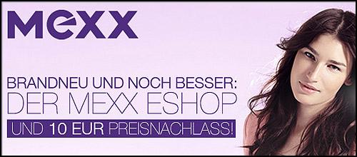 MEXX - 10,- EUR Gutschein